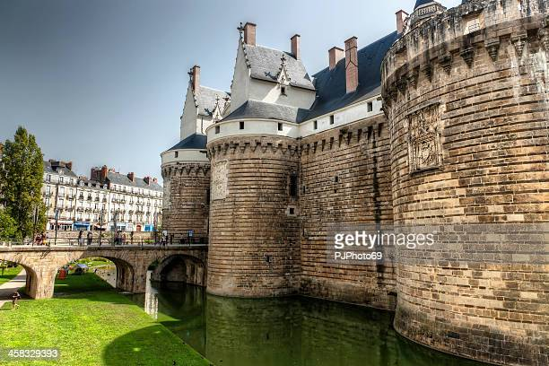 Nantes - The Castle of Brittany Duke's