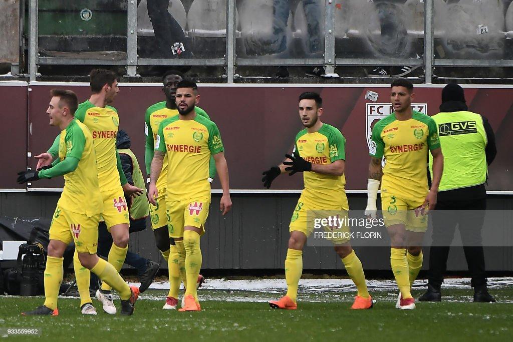 FC Metz v FC Nantes - Ligue 1