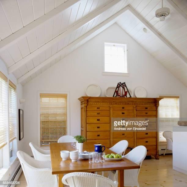 Nantucket beach house