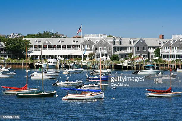 nantucket, massachusetts. - nantucket stock pictures, royalty-free photos & images