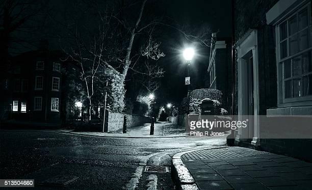Nantwich Side Street