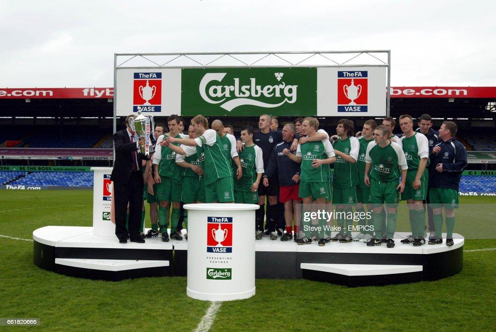 Soccer The Fa Vase Final Hillingdon Borough Town V Nantwich