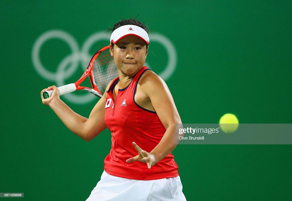 Tennis - Olympics: Day 3 : News Photo