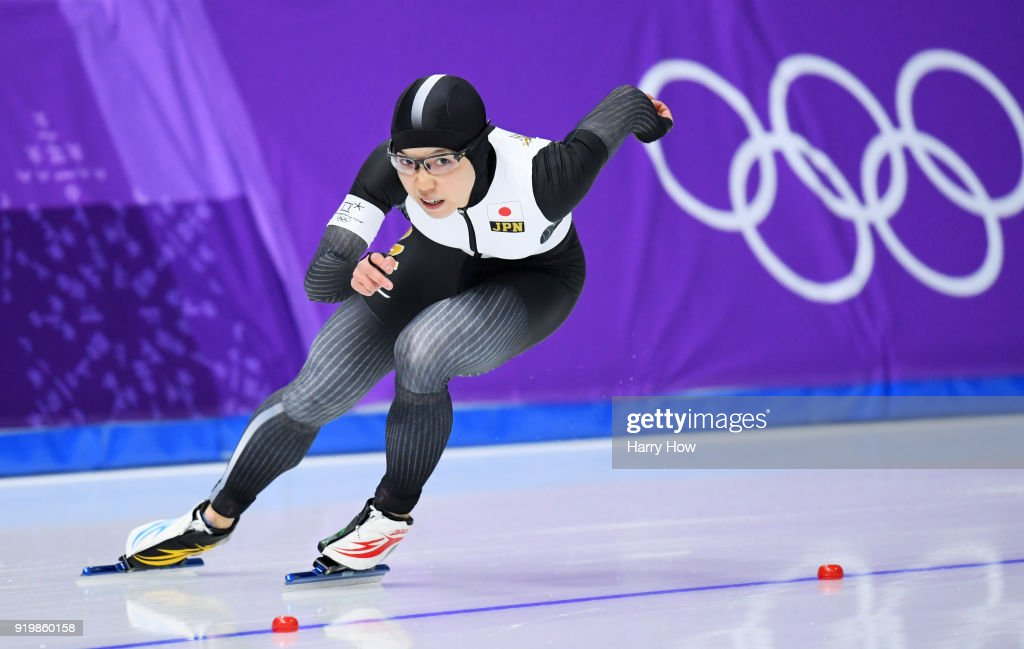 Speed Skating - Winter Olympics Day 9 : News Photo