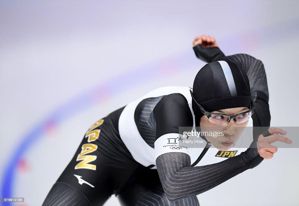 Speed Skating - Winter Olympics Day 9 : Foto di attualità