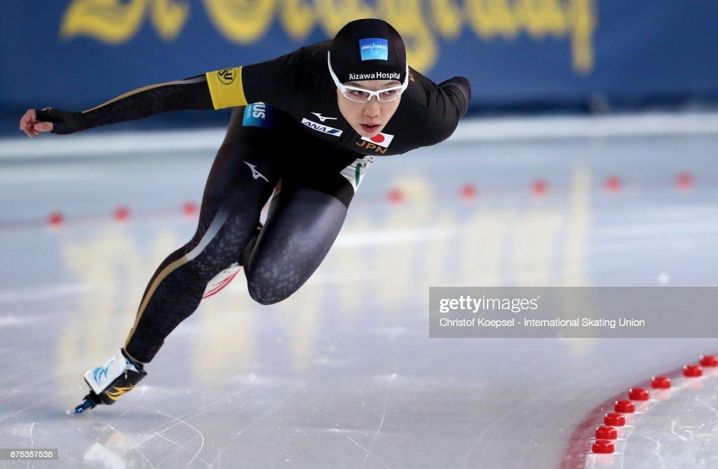 ISU World Cup Speed Skating - Stavanger : ニュース写真