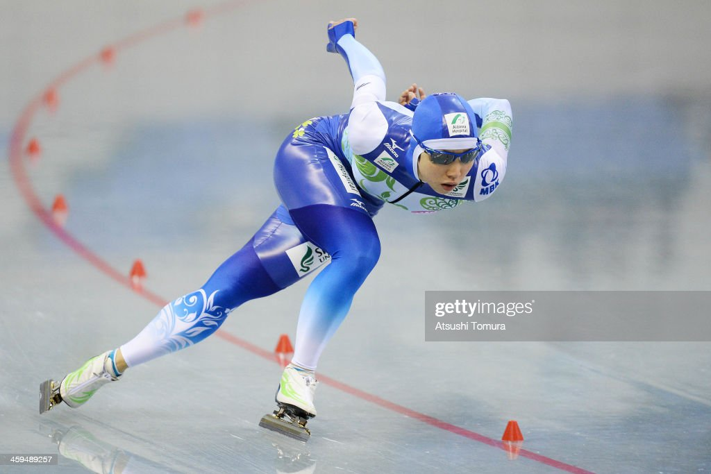 Speed Skating Olympic Qualifying Championships - Day One