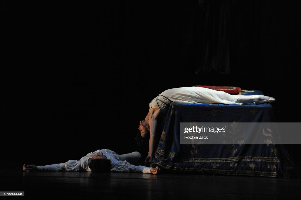 Birmingham Royal Ballet's Production Romeo And Juliet At Sadler's Wells In London : News Photo