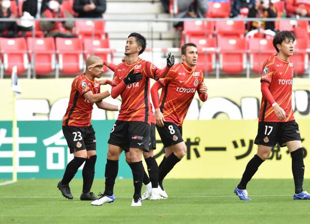 JPN: Nagoya Grampus v Sanfrecce Hiroshima - J.League Meiji Yasuda J1
