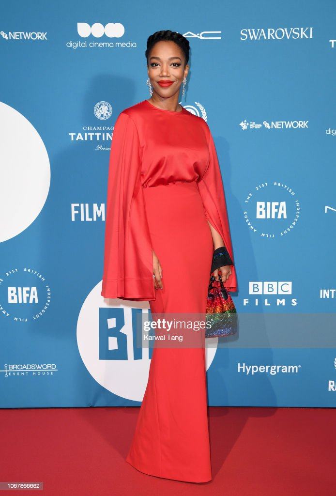 The 21st British Independent Film Awards - Red Carpet Arrivals : Fotografía de noticias