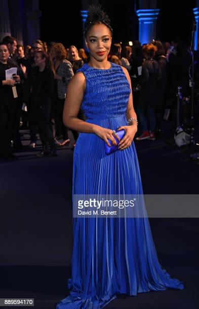 Naomi Ackie attends the British Independent Film Awards held at Old Billingsgate on December 10, 2017 in London, England.