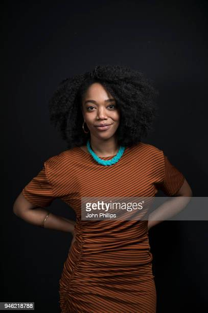 Naomi Ackie poses during the Working Class Heroes event a series of discussions and screenings looking at what it means to be working class in film...