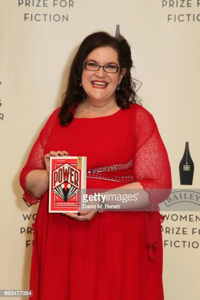 Naomi Alderman attends the Baileys Women's Prize For Fiction Awards 2017 at The Royal Festival Hall on June 7 2017 in London England