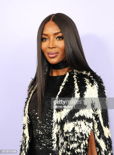 Naomi Campbell attends 2018 Fragrance Foundation Awards at Alice Tully Hall at Lincoln Center on June 12 2018 in New York City