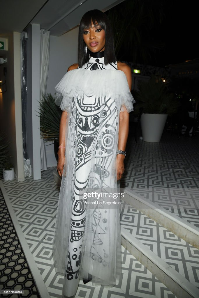 Dior Dinner Arrivals - The 71st Annual Cannes Film Festival