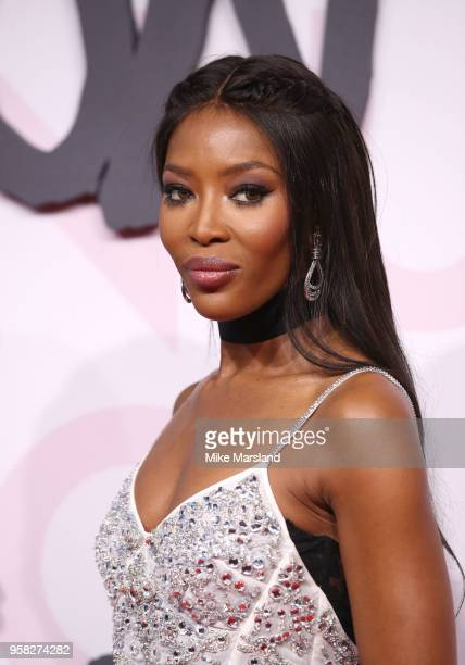 Naomi Campbell attends Fashion For Relief Cannes 2018 during the 71st annual Cannes Film Festival at Aeroport Cannes Mandelieu on May 13 2018 in...