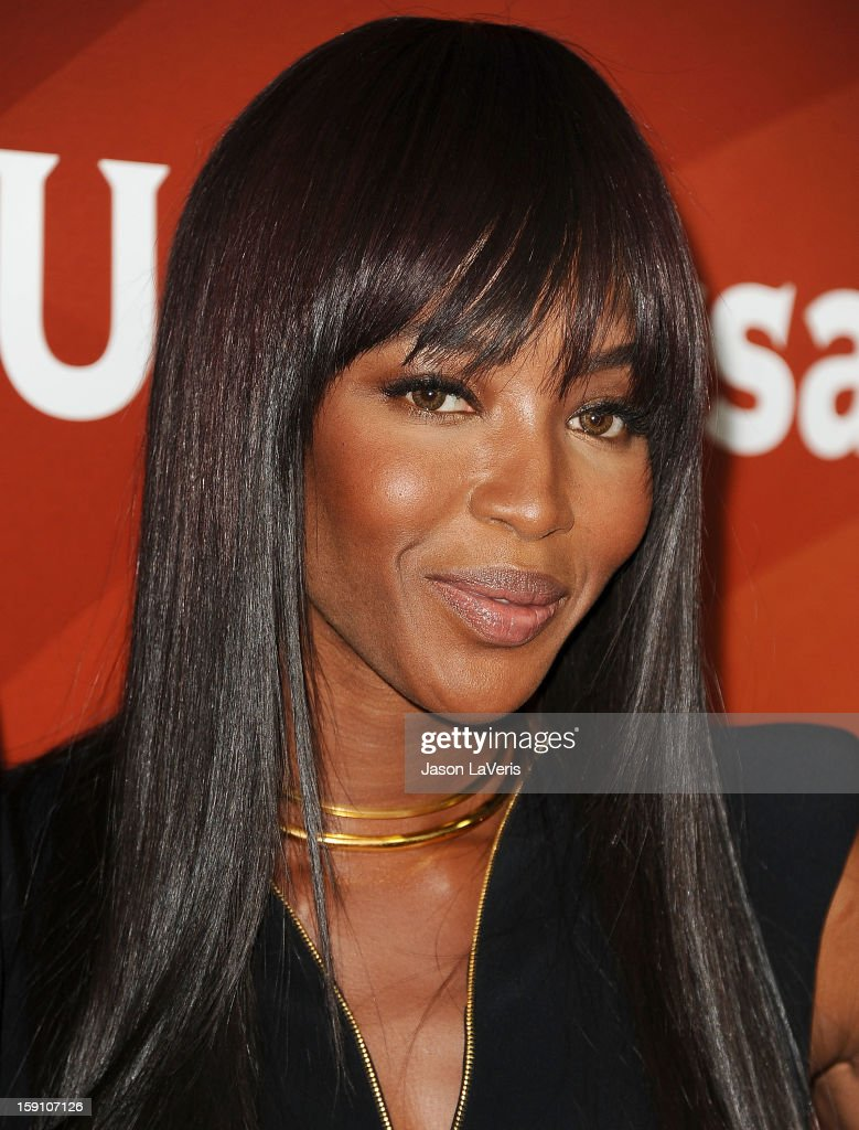 Naomi Campbell attends the 2013 NBC TCA Winter Press Tour at The Langham Huntington Hotel and Spa on January 7, 2013 in Pasadena, California.