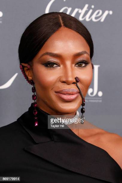 Naomi Campbell attends the 2017 WSJ Magazine Innovator Awards at Museum of Modern Art on November 1 2017 in New York City