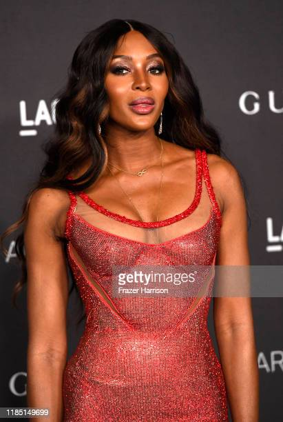 Naomi Campbell attends the 2019 LACMA 2019 Art + Film Gala Presented By Gucci at LACMA on November 02, 2019 in Los Angeles, California.