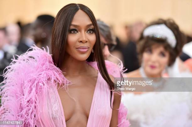Naomi Campbell attends The 2019 Met Gala Celebrating Camp Notes on Fashion at Metropolitan Museum of Art on May 06 2019 in New York City