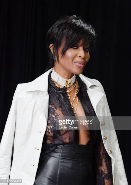 Naomi Campbell attends the 62nd Annual GRAMMY Awards Let's Go Crazy The GRAMMY Salute To Prince on January 28 2020 in Los Angeles California