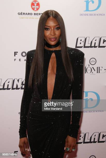 Naomi Campbell attends the BlacKkKlansman After Party during the 71st annual Cannes Film Festival at on May 14 2018 in Cannes France