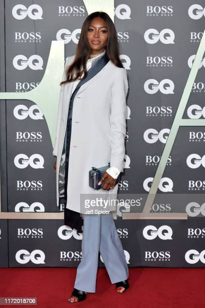 Naomi Campbell attends the GQ Men Of The Year Awards 2019 at Tate Modern on September 03 2019 in London England