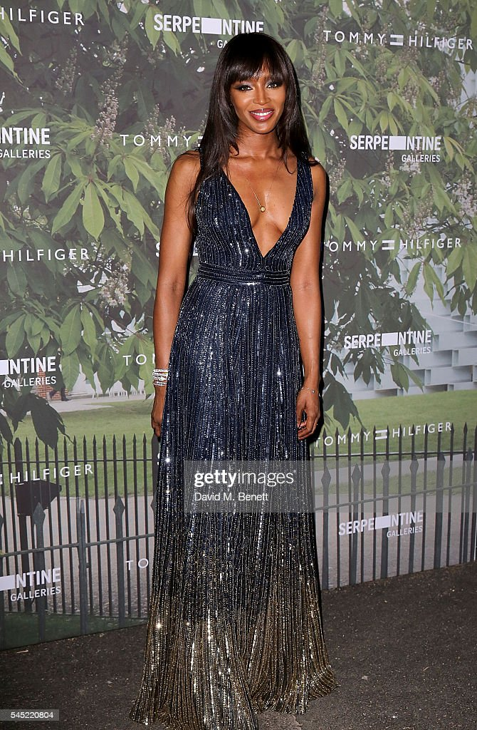 The Serpentine Summer Party Co-Hosted By Tommy Hilfiger - Arrivals : News Photo