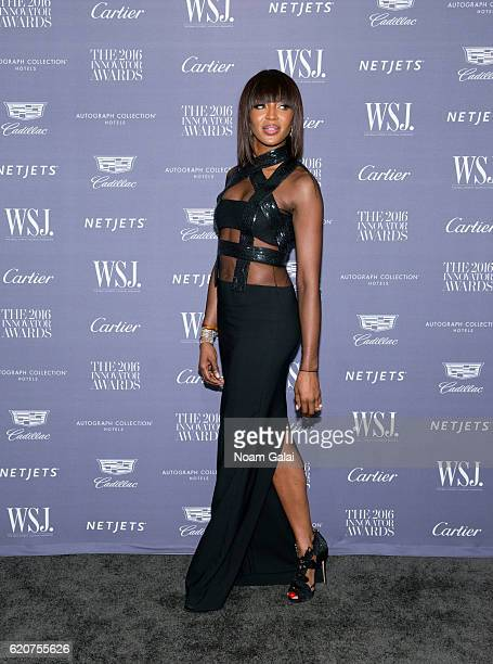 Naomi Campbell attends the WSJ Magazine Innovator Awards at Museum of Modern Art on November 2 2016 in New York City