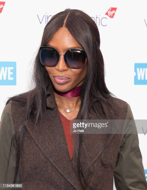 Naomi Campbell attends We Day UK at SSE Arena Wembley on March 06 2019 in London England