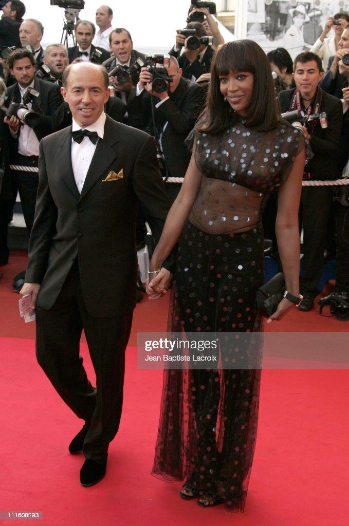 "2007 Cannes Film Festival - ""Le Scaphandre et le Papillon"" (The Diving Bell and the Butterfly) Premiere : ニュース写真"