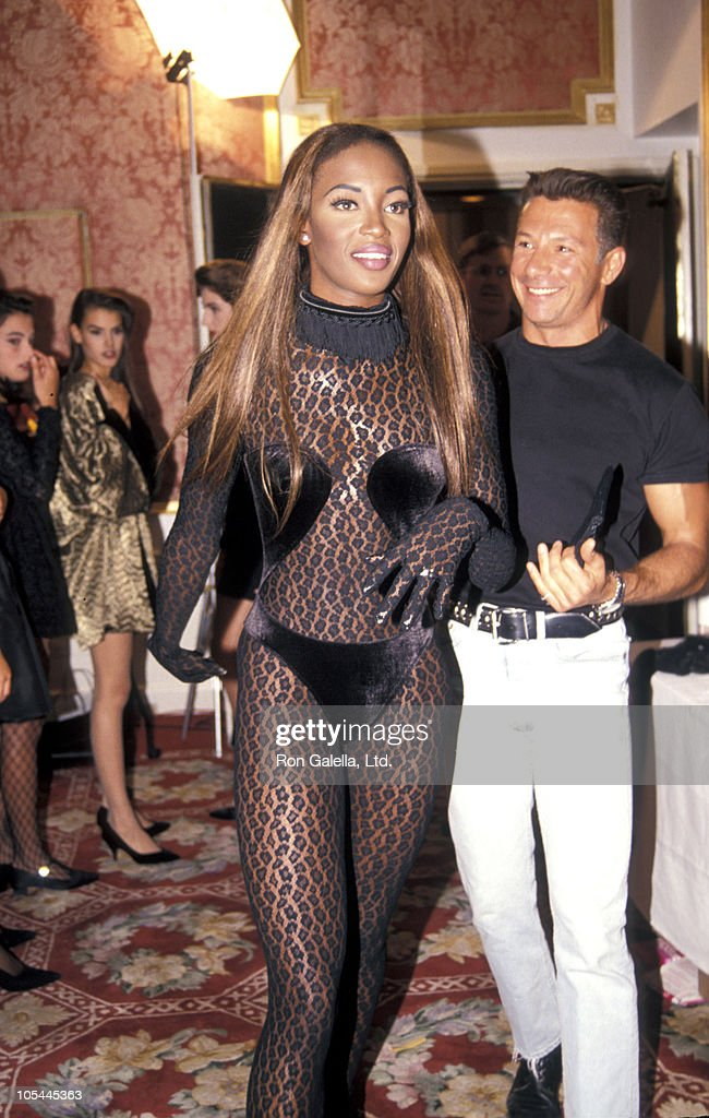 Maybelline Presents 1991 Look of the Year : News Photo