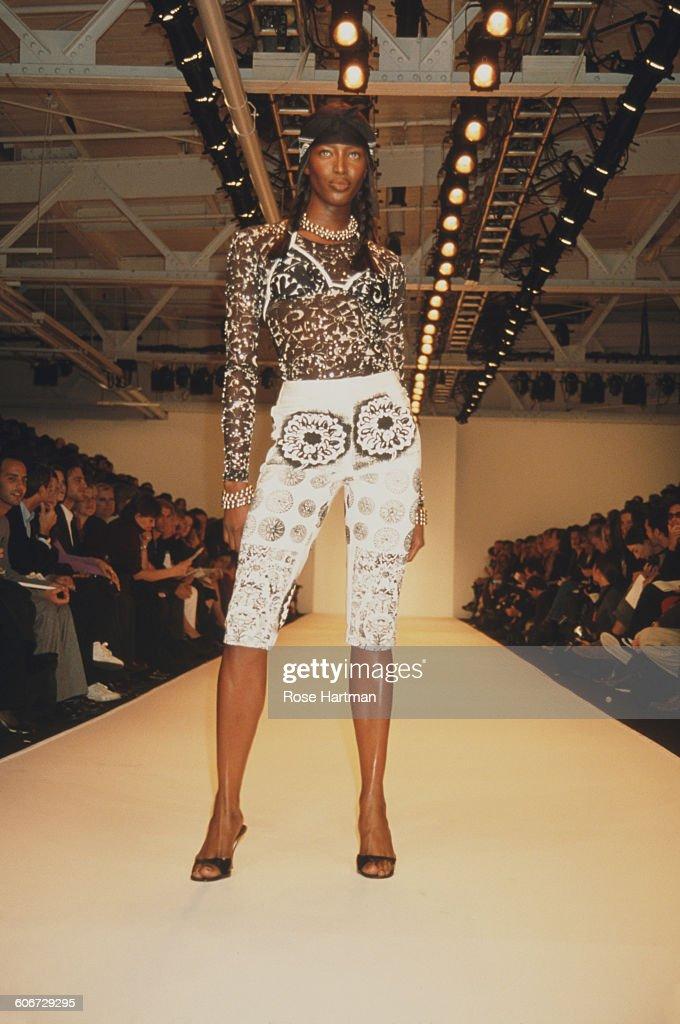 Naomi Campbell : News Photo