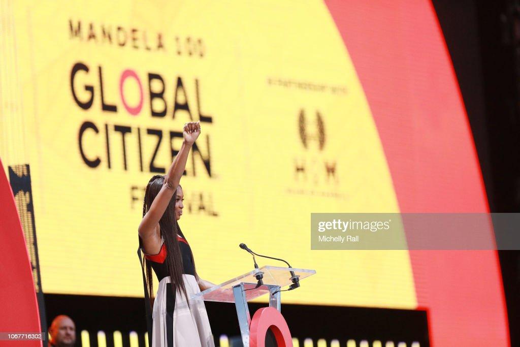Global Citizen Festival: Mandela 100 - Show : News Photo