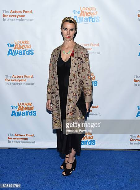 Naomi deLuce Wilding arrives at The Actors Fund's 2016 Looking Ahead Awards at Taglyan Complex on December 6 2016 in Los Angeles California