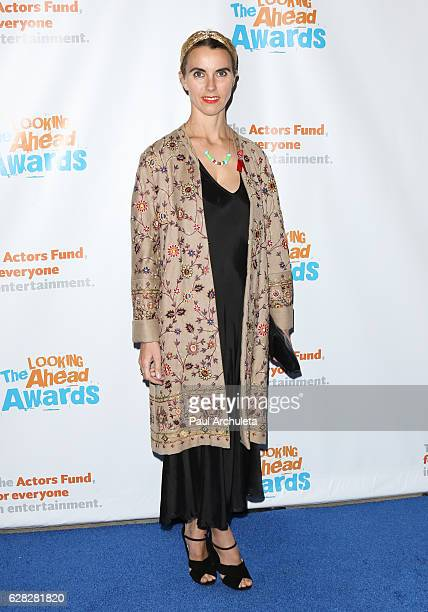 Naomi deLuce Wilding attends the Actors Fund's 2016 Looking Ahead awards at Taglyan Complex on December 6 2016 in Los Angeles California