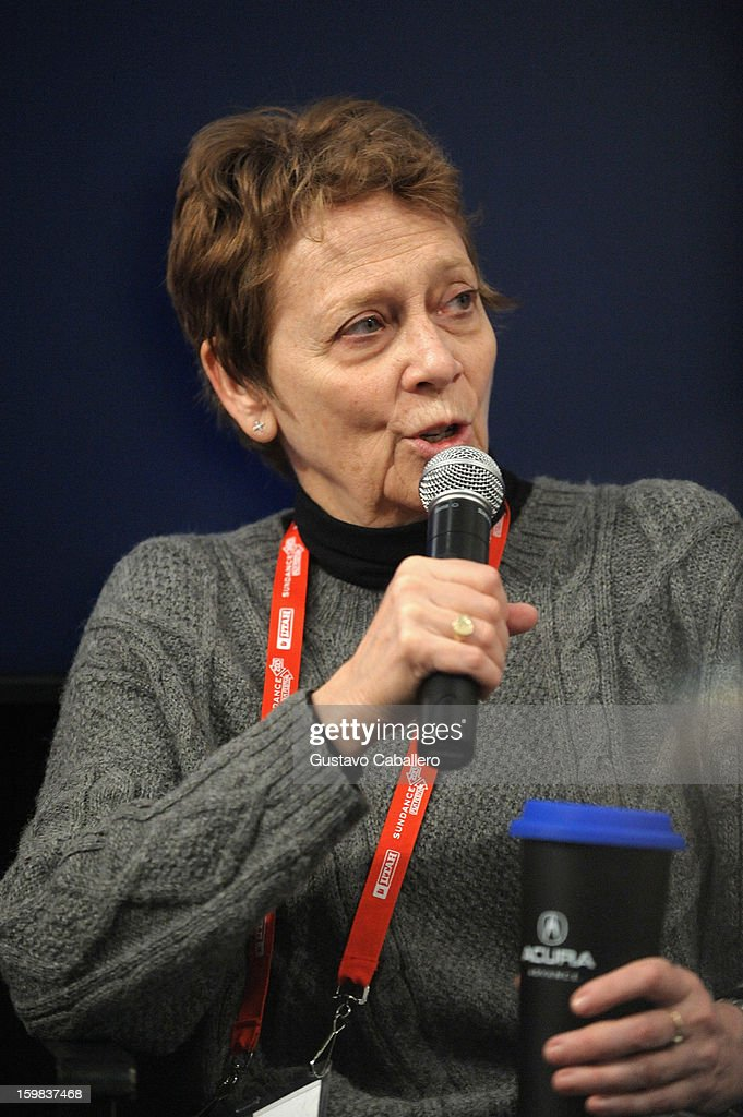 Naomi Foner attends the Acura Master Class - Writing and Directing for the Screen on January 21, 2013 in Park City, Utah.