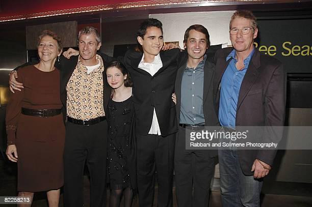 Naomi Foner Gyllenhaal David Siegel Flora Cross Max Minghella Scott McGehee and Richard Gere