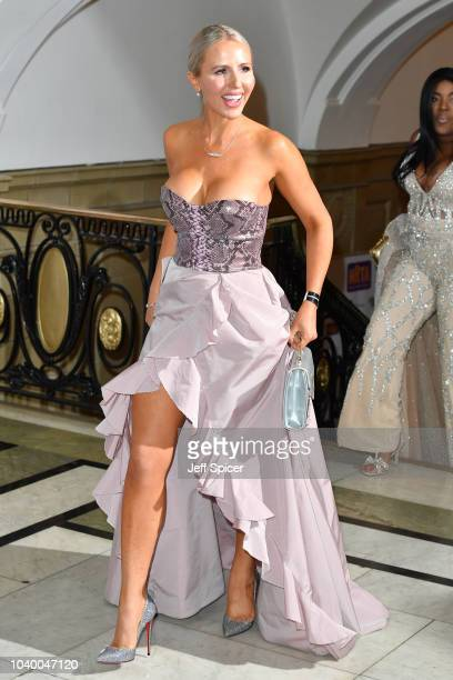 Naomi Isted attends the National Reality TV Awards held at Porchester Hall on September 25 2018 in London England
