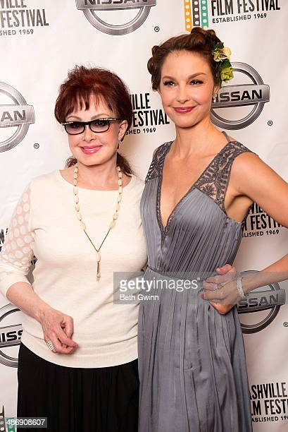 Naomi Judd and Ashley Judd attend the screening of the film 'The Idenitical' on day 11 of the 2014 Nashville Film Festival at Regal Green Hills on...