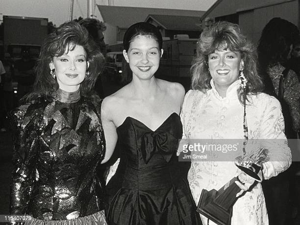 Naomi Judd Ashley Judd and Wynonna Judd during 34th Annual Academy of Country Music Awards at Universal Ampitheater in Universal City California...