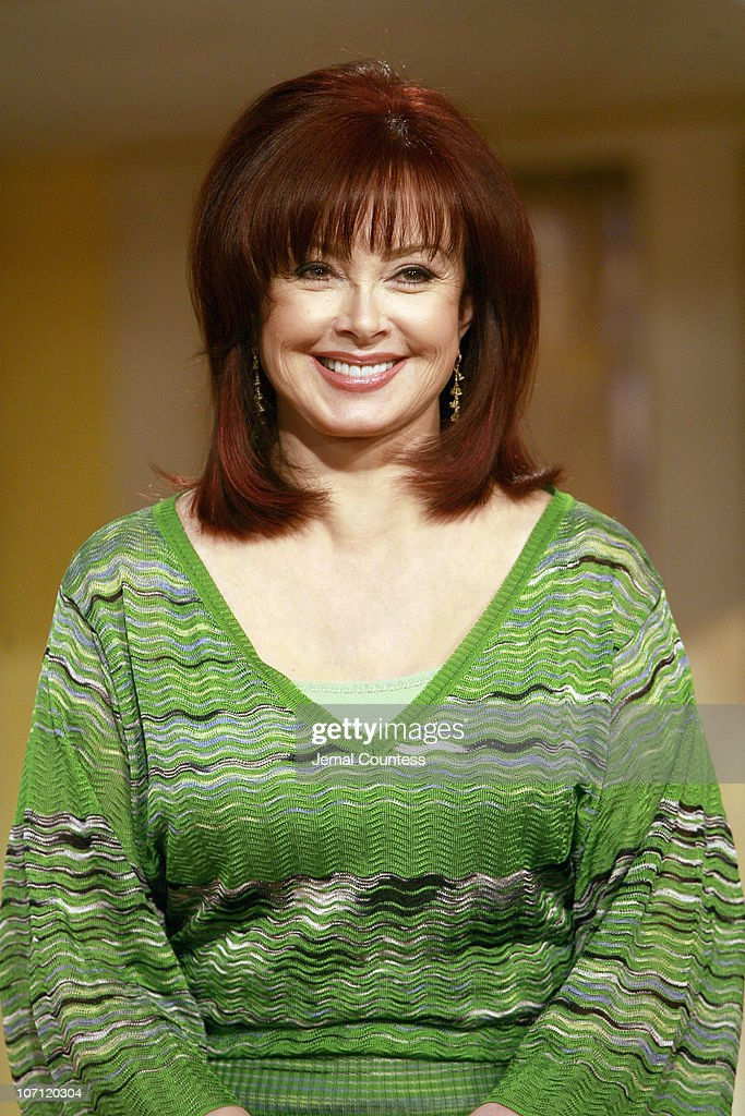 "Taping of Naomi Judd's New Sunday Morning Talk Show ""Naomi's New Morning"" -"