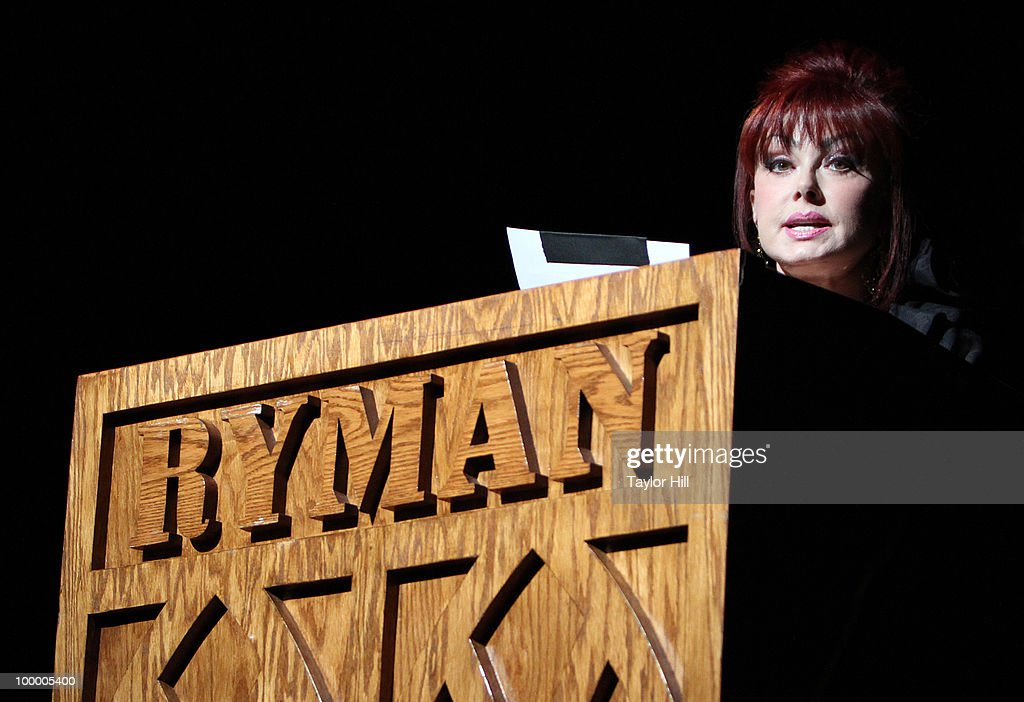 Naomi Judd performs during the Music Saves Mountains benefit concert at the Ryman Auditorium on May 19, 2010 in Nashville, Tennessee.