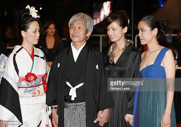 Naomi Kawase director Shigeki Uda Machiko Ono and Makiko Watanabe