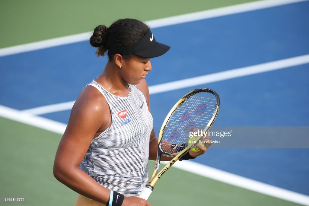TENNIS: AUG 15 Western & Southern Open : ニュース写真