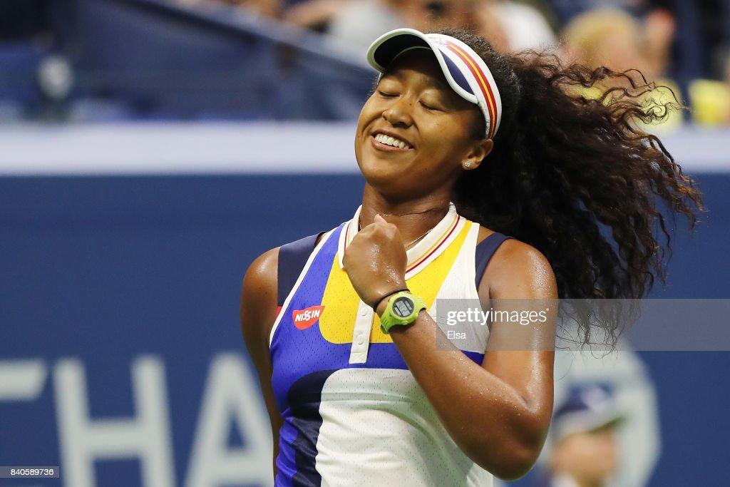 2017 US Open Tennis Championships - Day 2 : ニュース写真