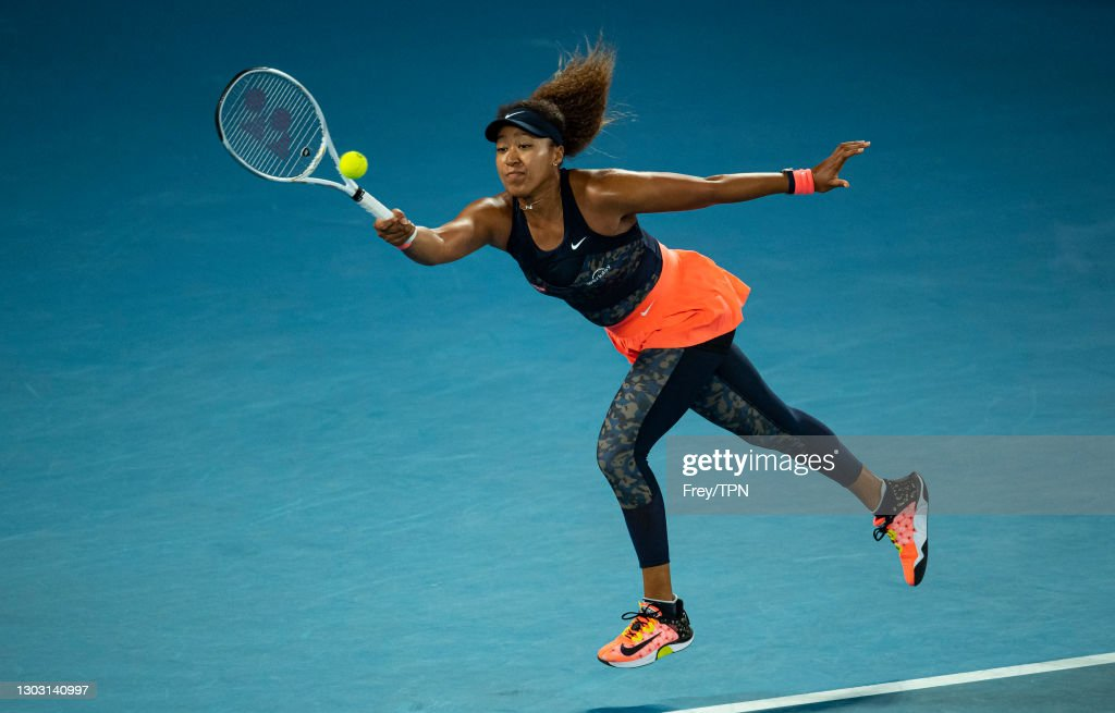 2021 Australian Open: Day 13 : News Photo