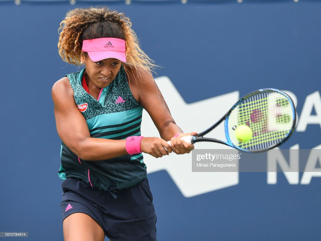 Rogers Cup Montreal - Day 2 : ニュース写真