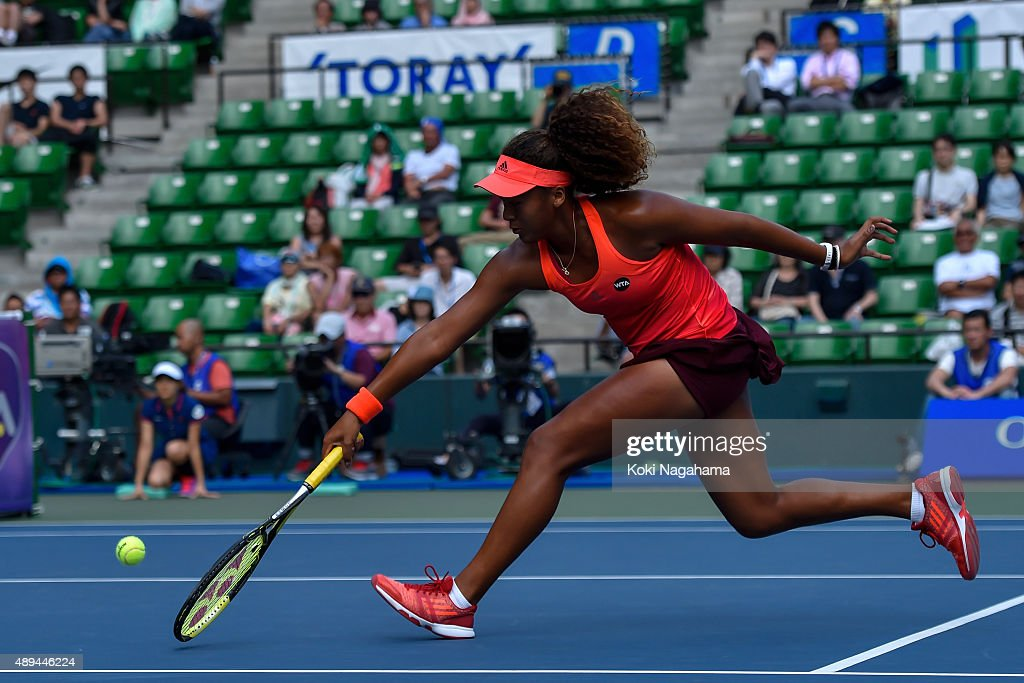 Toray Pan-Pacific Open Tennis 2015 - Day 1 : News Photo