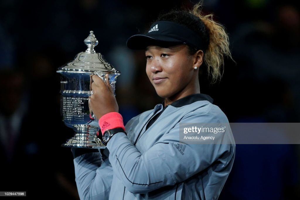 US Open 2018 : News Photo